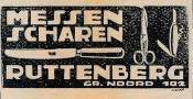 advertentie - Ruttenberg