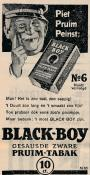 advertentie - BLACK-BOY