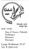 advertentie - Conijn